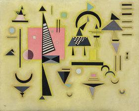 Wassily Kandinsky: Entscheidendes Rosa