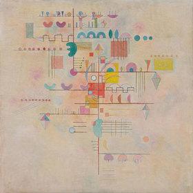 Wassily Kandinsky: Zarter Aufstieg (Montée gracieuse)