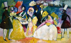 Wassily Kandinsky: Reifrockgesellschaft