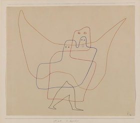 Paul Klee: In Engelshut