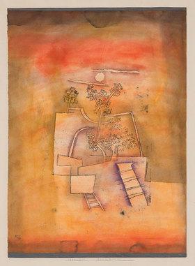 Paul Klee: Baum Kultur