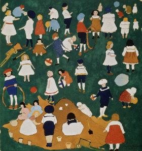 Kasimir Malewitsch: Kinder
