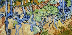 Vincent van Gogh: Baumwurzeln