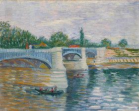 Vincent van Gogh: Die Brücke von Courbevoie
