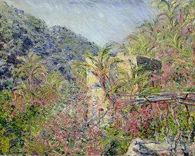 Claude Monet: Das Gran Sasso Tal im Sonnenschein