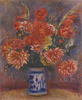 Auguste Renoir: Dahlien