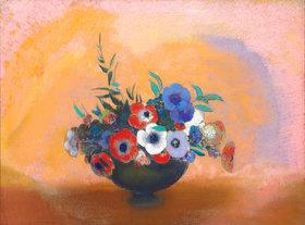 Odilon Redon: Anemonen