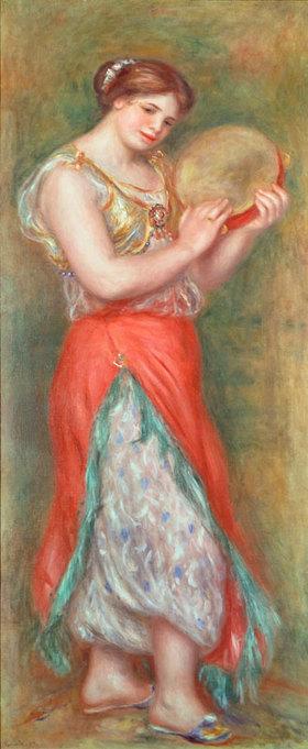 Auguste Renoir: Tamburintänzerin