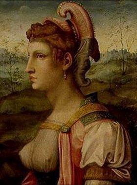 Bacchiacca (Francesco Umbertini Verdi): Sibylle