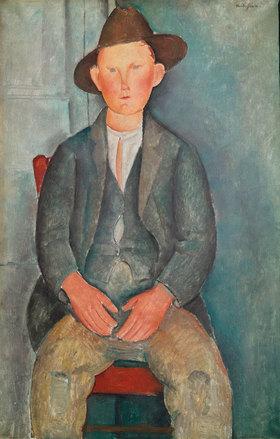 Amadeo Modigliani: Der kleine Bauer