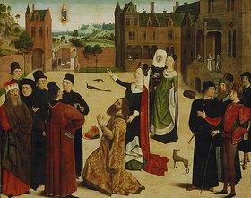 Meister d.Tiburtinischen Sibylle: Die Weissagung der Tiburtinischen Sibylle