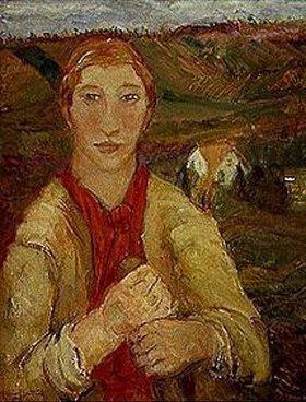 Marie Bermond: Die Bäuerin
