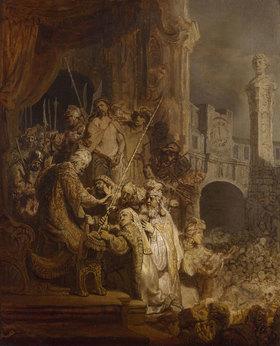 Rembrandt van Rijn: Ecce Homo