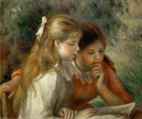 Auguste Renoir: Die Lektüre (La Lecture)