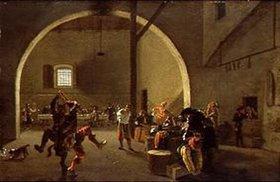 Pieter van Laer: Faschingsscherz