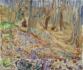 Edvard Munch: Frühling im Ulmenwald