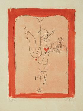 Paul Klee: Ein Genius serviert ein kleines Frühstück