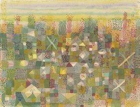 Paul Klee: Die Flora der Heide