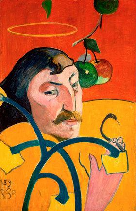 Paul Gauguin: Selbstporträt