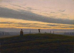 Caspar David Friedrich: Der Abendstern