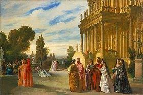 Anselm Feuerbach: Der Garten des Ariost