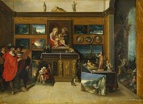 Frans Francken II.: Eine Gemäldesammlung