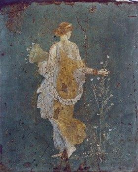 Pompeji: Flora mit dem Füllhorn