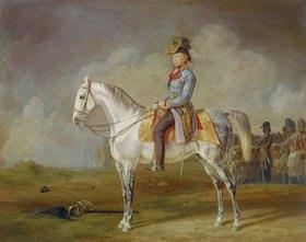 Albrecht Adam: Graf Radetzky zu Pferde
