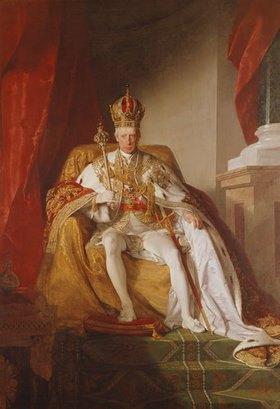 Friedrich von Amerling: Kaiser Franz I. von Österreich