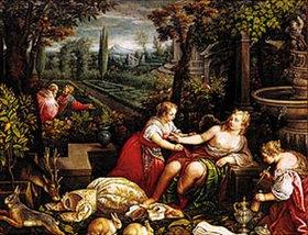 Bassano (Leandro da Ponte): Susanna und die beiden Alten