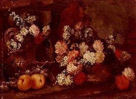 Gabor Stettner: Blumenstilleben
