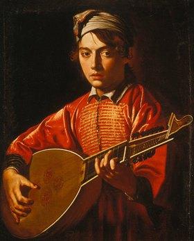 Caravaggio: Lautenspieler