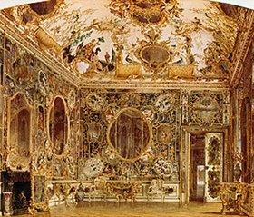 Georg Dehn: Spiegelsaal in der Würzburger Residenz