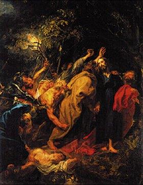 Anthonis van Dyck: Die Gefangennahme Christi