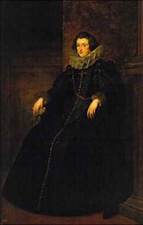 Anthonis van Dyck: Die Marquesa di Leganés