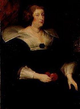 Anthonis van Dyck: Maria de Medici
