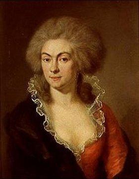 Johann Georg Edlinger: Gräfin Maria Theresia von La Rosée