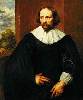 Anthonis van Dyck: Bildnis des Malers Quinten Simon