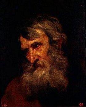 Anthonis van Dyck: Bildnis eines alten Mannes