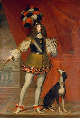 Französisch: Karl Emanuel II., Herzog von Savoyen, König von Sardinien