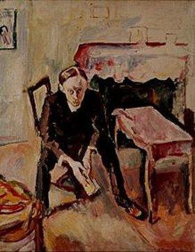 Emile Othon Friesz: Bildnis des Fernand Fleuret