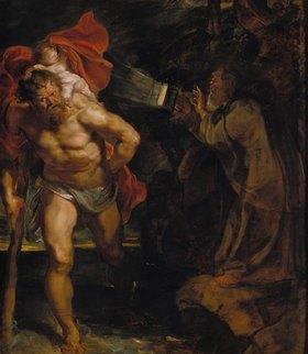 Peter Paul Rubens: Der hl. Christophorus