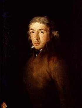 Francisco José de Goya: Bildnis des Leandro Fernández de Moratín