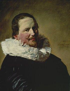 Frans Hals: Bildnis eines 30-jährigen Mannes mit Halskrause