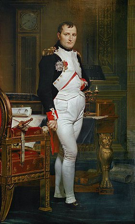 Jacques Louis David: Napoleon I. Bonaparte