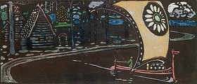 Wassily Kandinsky: Das goldene Segel