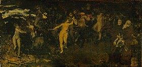 Albert von Keller: Das Bacchanal
