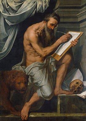 Willem Key: Der hl. Hieronymus