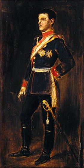 Franz von Lenbach: Prinz Rupprecht von Bayern