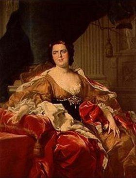 Louis Michael van Loo: Luise Isabel de Francia, Duchessa von Parma